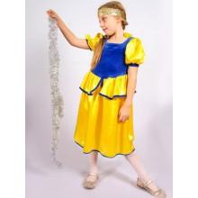 Карнавальний костюм Білосніжки