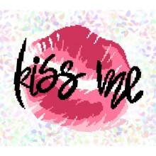 """К-318 """"Поцілунок"""" Водорозчинний флізелін"""