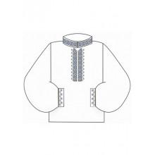 Флізелін ОР 2009 Орнамент чоловічої сорочки