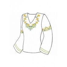 Флізелін ОР 2014 Орнамент жіночої сорочки