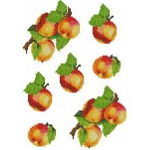 Флізелін ТК 4022 Яблука