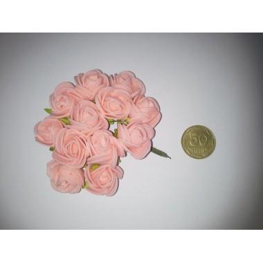 Букет троянд (пінка) рожевий