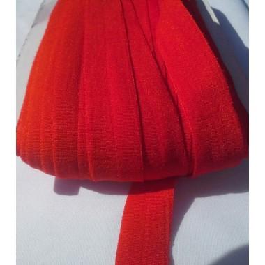 Бейка трикотажна колір червоний