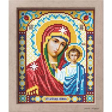 АР 2052 Богородиця Казанська (триптих)