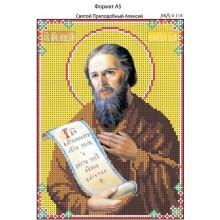 Набір з бісером И-118 Святий преподобний Олексій