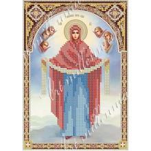 """R-0060 Ікона """"Покров Пресвятої Богородиці"""""""