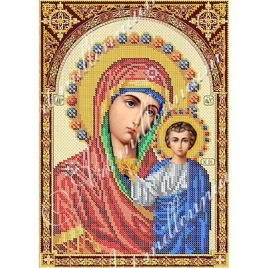 R-0130 Казанська ікона Божої Матері 21 * 29,7