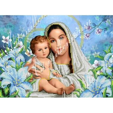 R-0141 Діва Марія і Ісус