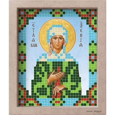 АР 7050 Св. Ксенія Петербурзька 6*7 см