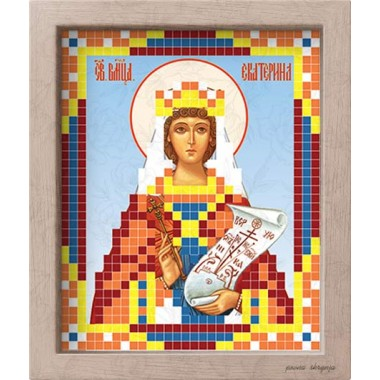 АР 7067 Св. Катерина 6*7 см