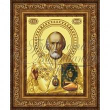 Набір з бісером ікона TO071 Святий Миколай Чудотворець