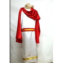 Карнавальний костюм Грецький чоловічий (червоний)