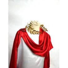 Карнавальний костюм Гречанки (червоний)