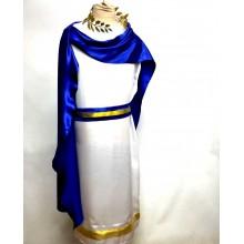 Карнавальний костюм Грецький чоловічий (синій)