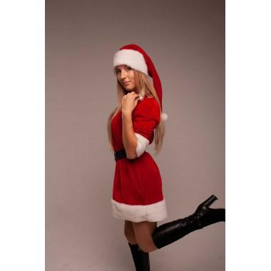 Костюм Помічниця Санта Клауса