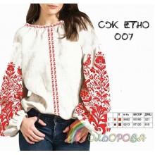 Сорочка жіноча СЖ-007 Етно