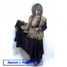 Прокат-Карнавальний костюм Баба Яга