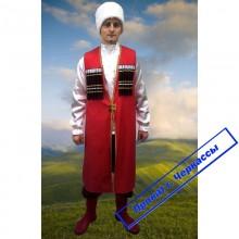 Прокат-карнавальний костюм Джигит