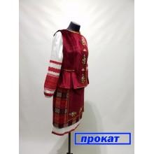Прокат-Національний український костюм
