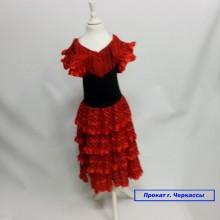 Прокат-Іспанське плаття