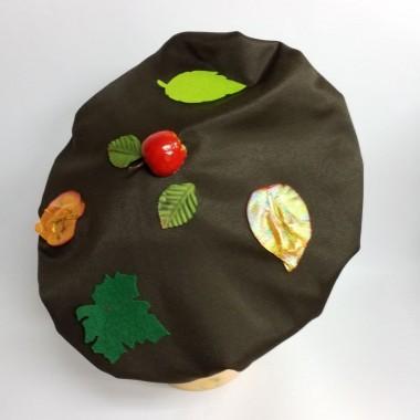 Головний убір Грибочка (коричневий)