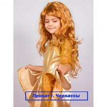 Прокат-Карнавальний костюм Золотоволоска