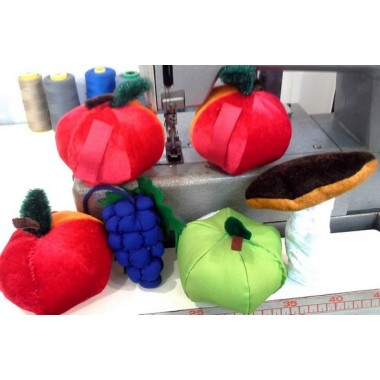 Аксесуари , реквізит (овочі і фрукти)