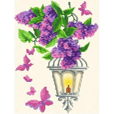 """FV-409 """"Квітковий ліхтар"""" - ТМ SvitArt"""