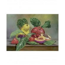 Картина з бісером А3-К-196 Фруктовий натюрморт