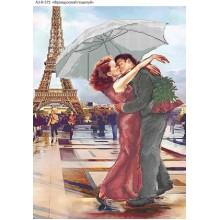 Набір з бісером А3-К-575 Французький поцілунок