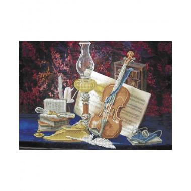А3-К-796 Музичний натюрморт