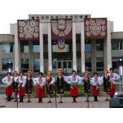 Український народний костюм для танцювального колективу
