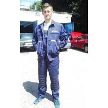 Комплект спец. одягу для працівників СТО