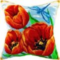 Набори для вишивки подушок хрестиком