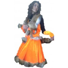 Карнавальний VIP - костюм Лисичка