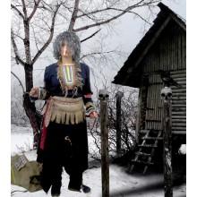 Карнавальний костюм Баби Яги