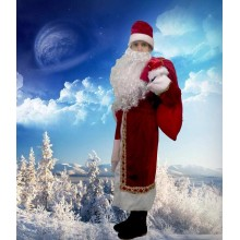 Карнавальний костюм Дід Мороз (підліток)