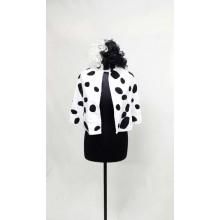 Комплект-костюм Круелли де Віль (перука і накидка)