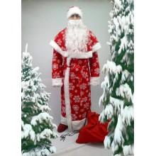 Костюм Діда Мороза дорослий