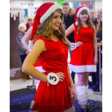 Карнавальний костюм Снігуроньки NEW AGE